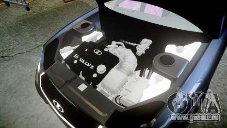 ВАЗ-21728 LADA Priora Coupe für GTA 4 Seitenansicht