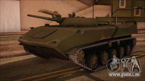 BMD-1 von ArmA Armed Assault Standard für GTA San Andreas