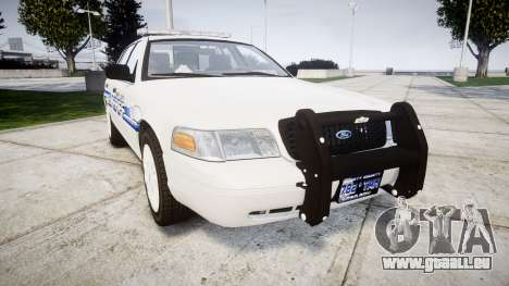 Ford Crown Victoria [ELS] Liberty County Sheriff für GTA 4