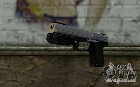 Pistol from Deadpool für GTA San Andreas
