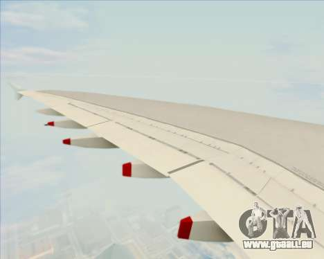 Airbus A380-800 Air Canada pour GTA San Andreas