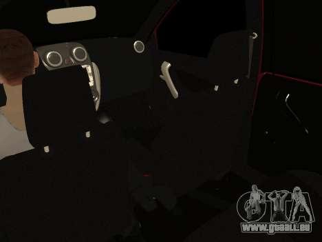 Lada Granta Kalina 2 pour GTA San Andreas vue de côté