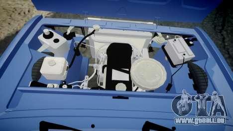 MIT-2107, Lambo für GTA 4 Innenansicht