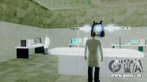 Zone de récupération 69 pour GTA San Andreas dixième écran