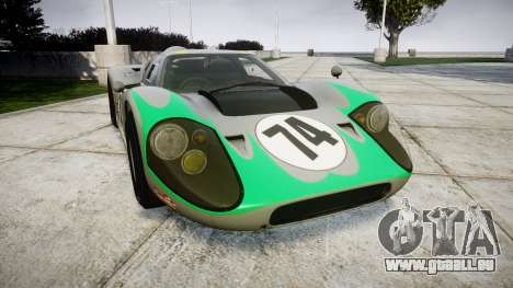 Ford GT40 Mark IV 1967 PJ Arnao Racing 74 für GTA 4