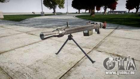 Deutsche Maschinengewehr MG3 icon2 für GTA 4