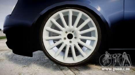 ВАЗ-21728 LADA Priora Coupe für GTA 4 Rückansicht