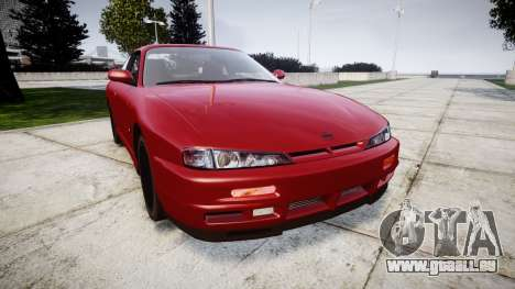 Nissan Silvia S14 200SX für GTA 4
