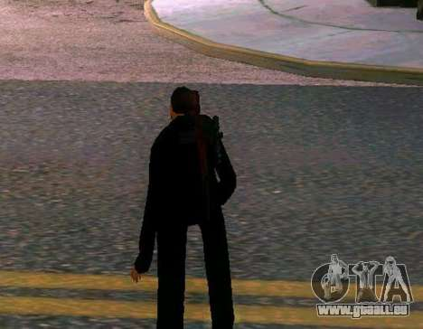 Ped.ifp v2 für GTA San Andreas dritten Screenshot