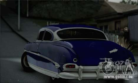 Hudson Hornet 1952 für GTA San Andreas linke Ansicht