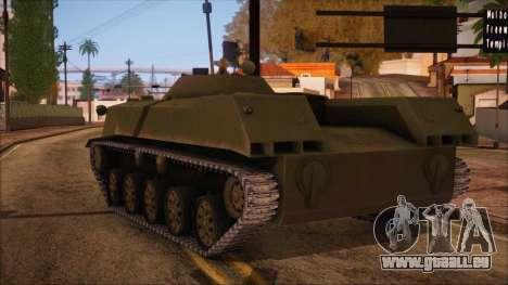 BMD-1 von ArmA Armed Assault Standard für GTA San Andreas linke Ansicht