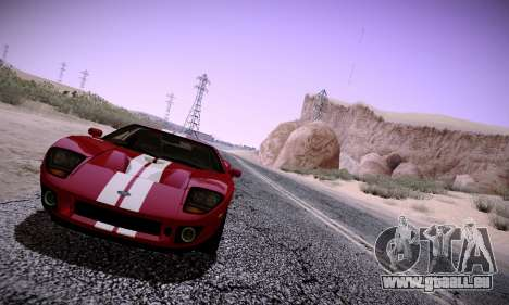 ENBseries for low PC 4.0 SAMP VerSioN pour GTA San Andreas quatrième écran