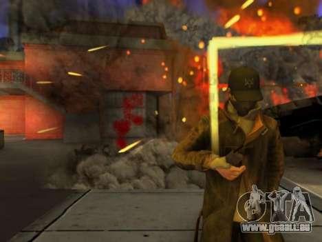 L'Herp ENB FINAL de haute et moyenne-PC pour GTA San Andreas troisième écran