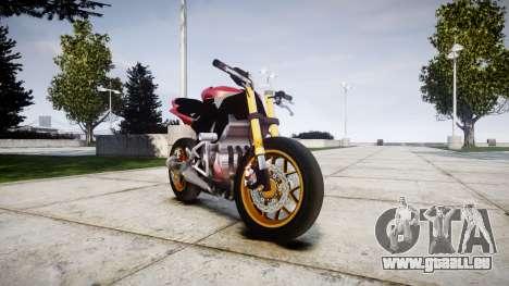 Yamaha YZF-R6 Stunt pour GTA 4