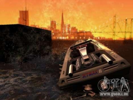 L'Herp ENB FINAL de haute et moyenne-PC pour GTA San Andreas deuxième écran
