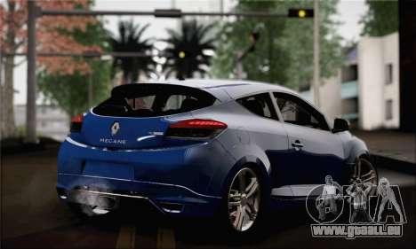 Renault Megane für GTA San Andreas linke Ansicht