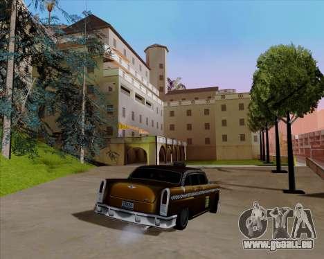Borgnine pour GTA San Andreas vue arrière