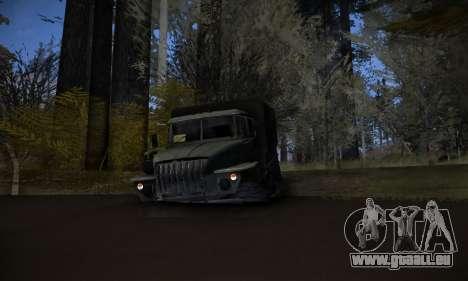 Piste off-road 2.0 pour GTA San Andreas cinquième écran