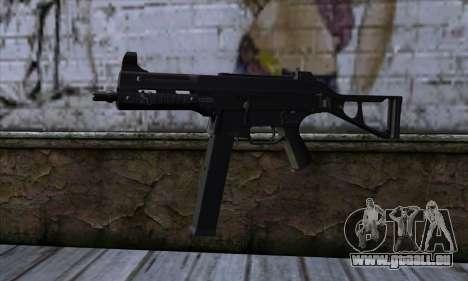 UMP45 v1 für GTA San Andreas