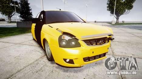 VAZ-Lada Priora 2170 hobo für GTA 4