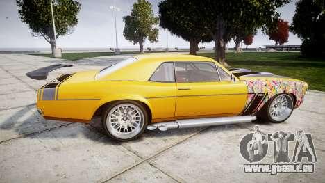 Declasse Tampa GT für GTA 4 linke Ansicht