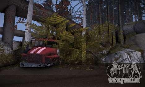 Piste off-road 2.0 pour GTA San Andreas septième écran