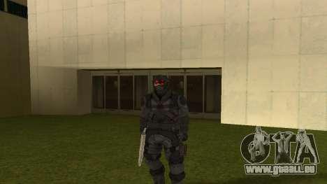 Skin Third Echelon für GTA San Andreas