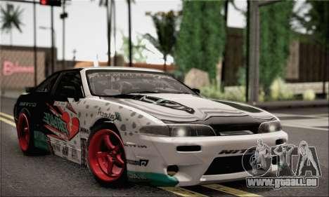 Nissan Silvia S14 Zenki Matt Powers für GTA San Andreas
