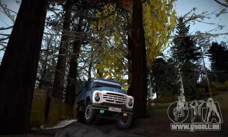 Piste off-road 2.0 pour GTA San Andreas