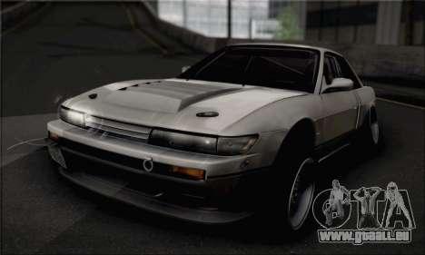 Nissan Silvia S13 Slammed für GTA San Andreas