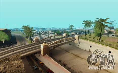 ENB pour de faibles PC (SAMP) pour GTA San Andreas cinquième écran