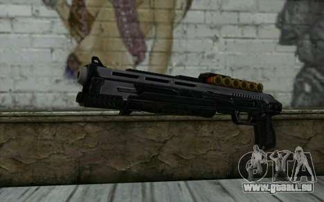 Shotgun from Deadpool für GTA San Andreas