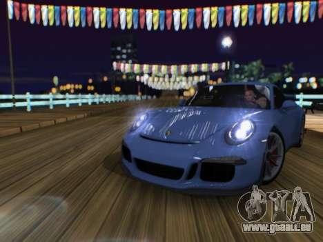 L'Herp ENB FINAL de haute et moyenne-PC pour GTA San Andreas quatrième écran