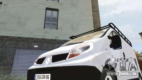 Renault Trafic für GTA 4 linke Ansicht