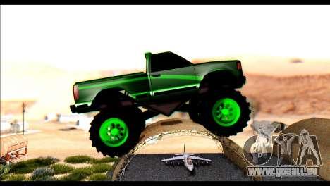 City Destroyer v2 für GTA San Andreas