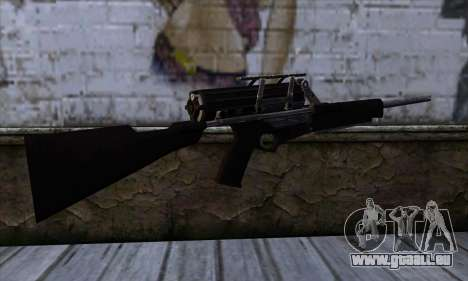 Calico M951S from Warface v1 für GTA San Andreas zweiten Screenshot