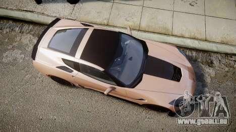 Chevrolet Corvette Z06 2015 TireBr2 pour GTA 4 est un droit