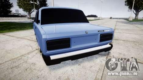 AIDE-2107, Lambo pour GTA 4 Vue arrière de la gauche