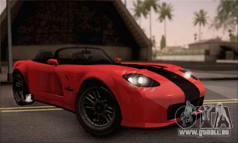 GTA 5 Bravado Banshee pour GTA San Andreas