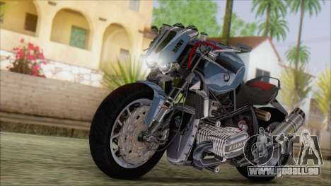 BMW R1100R Street pour GTA San Andreas