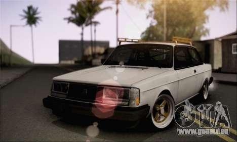 Volvo 242 für GTA San Andreas