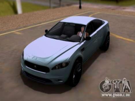 GTA V Ocelot Jackal für GTA San Andreas