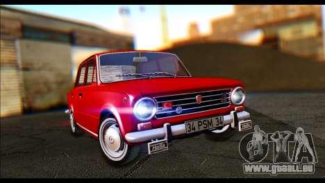 Tofas Murat 124 für GTA San Andreas
