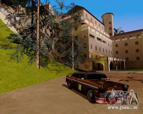 Borgnine pour GTA San Andreas vue de droite