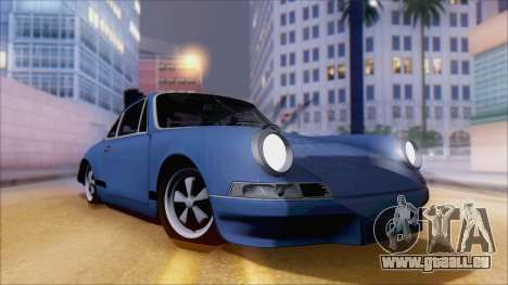 Porsche 911 Carrera 1973 Tunable KIT A pour GTA San Andreas