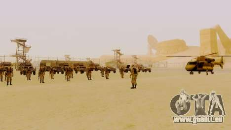 Zone de récupération 69 pour GTA San Andreas sixième écran