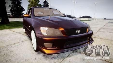 Toyota Altezza für GTA 4