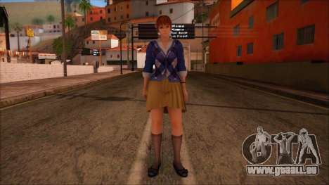 Modern Woman Skin 9 v2 für GTA San Andreas