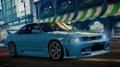 Nissan Skyline BCNR33 JUN VER für GTA 4