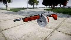 Pistolet mitrailleur Thompson M1A1 tambour icon2